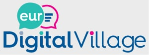 Eur Digital Village logo